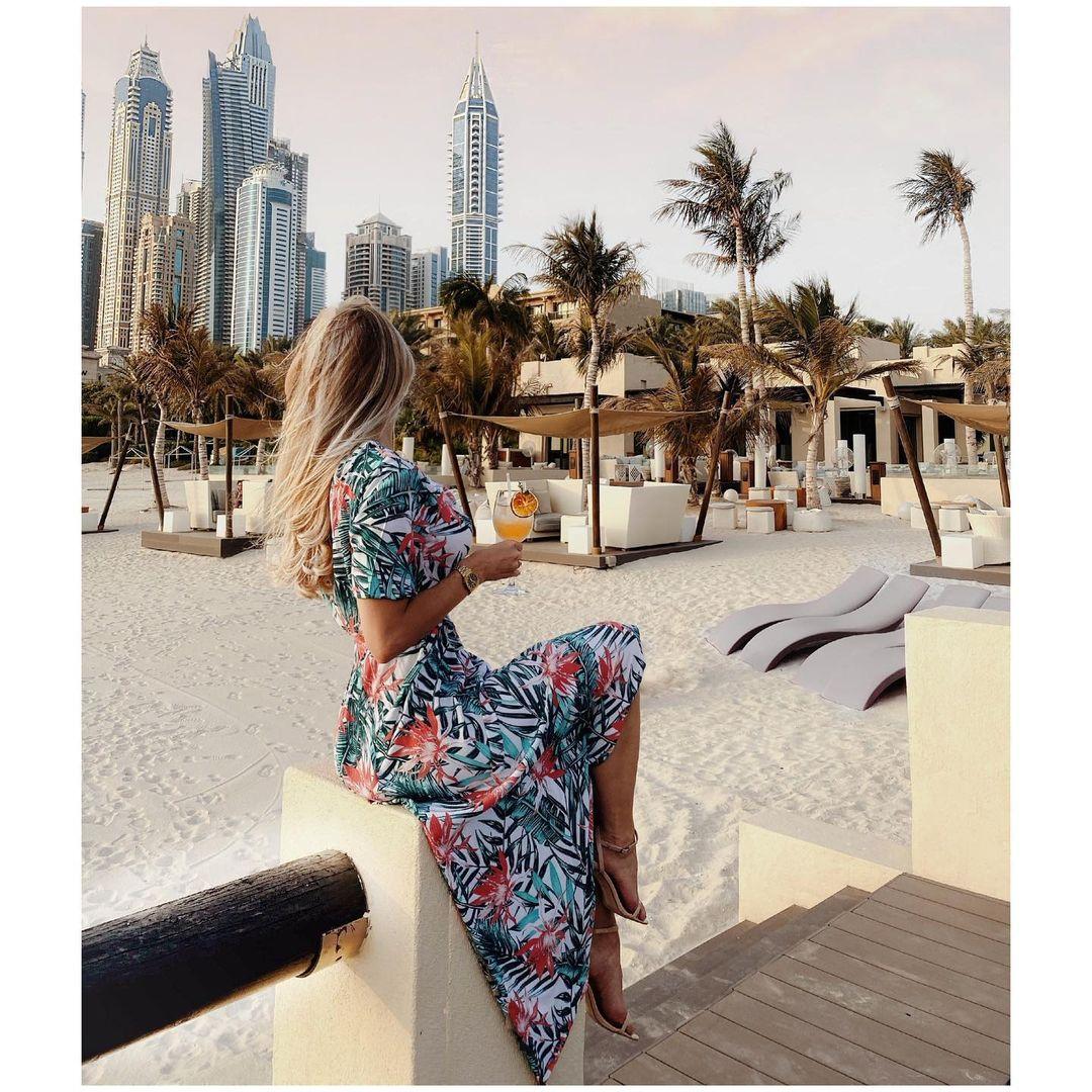 Christmas market Dubai 2020