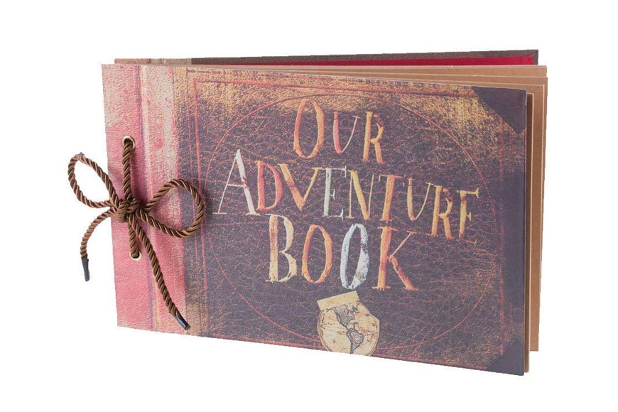 Our Adventure Book Pixar Up