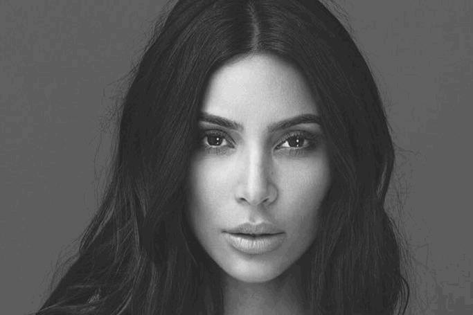 Kim Kardashian's New KKW fragrance Online