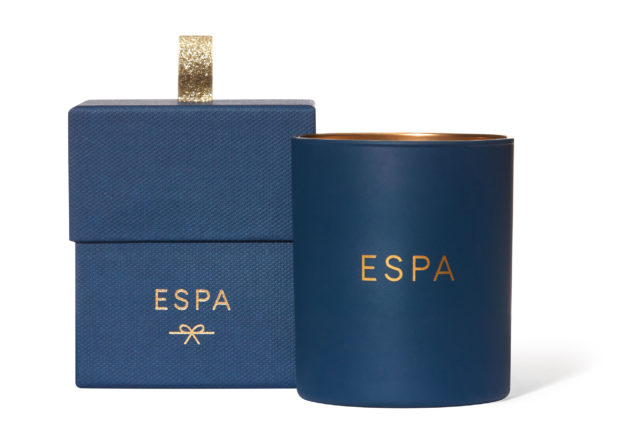 Espa Vetiver and Black Spruce Candle