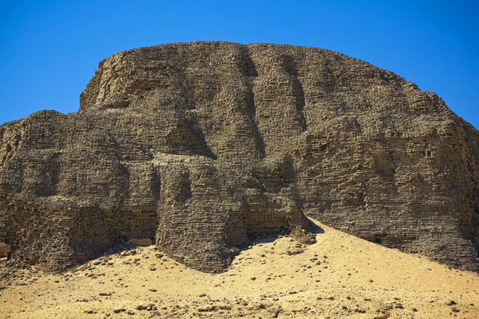 4,000 Year Old Pyramid Just Opened to the Public in Egypt