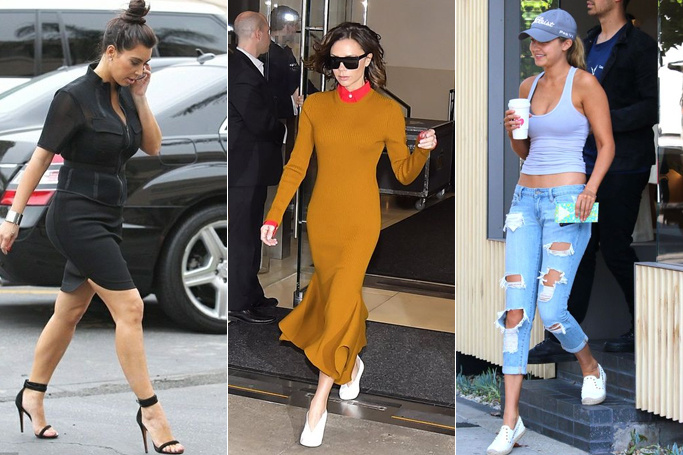 Celebrities' favourite shoes