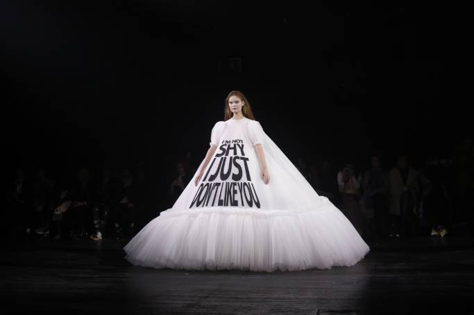 Viktor & Rolf's Couture Show