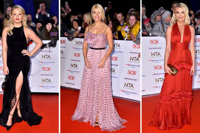 97c8b4a94dbb I m A Celebrity Stars Lead The Glamour At The NTAs