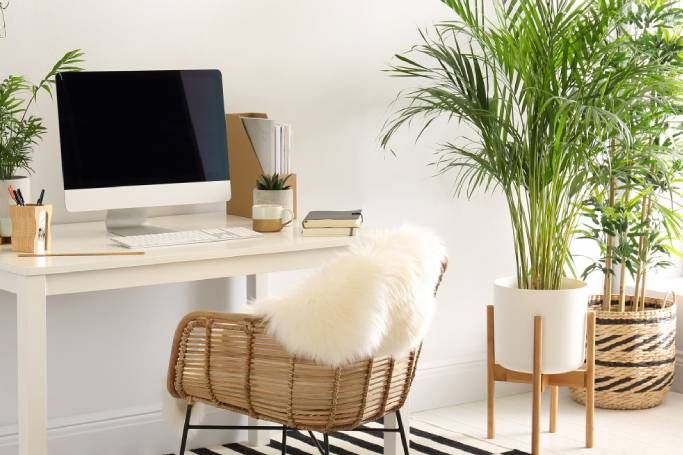 7 Simple Steps For Creating A Stylish – And Productive – Work Space At Home