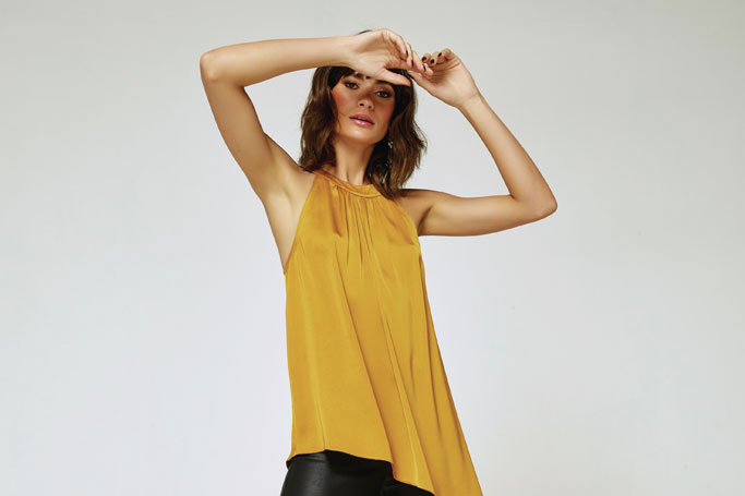 Egg-Yolk Yellow: How to Wear Fashion's Trickiest Colour