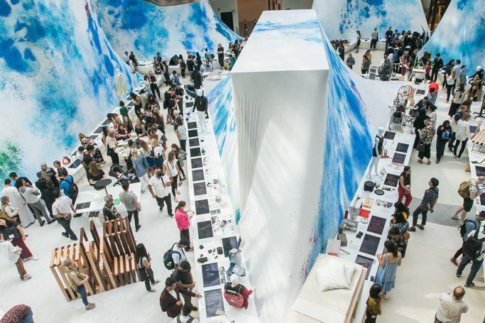 Global Grad Show at Dubai Design Week 2019