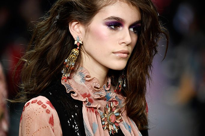 The Top Beauty Trends From New York Fashion Week Fall 2018