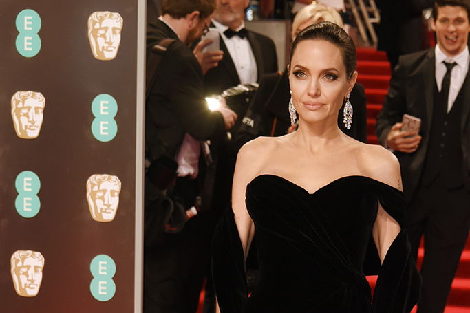 Best Dressed Women In Black At The BAFTAs 2018