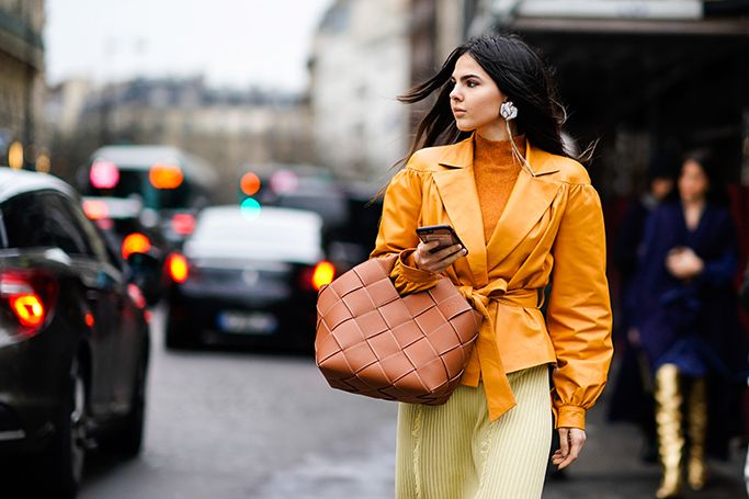 Street style looks from Paris Couture Fashion Week