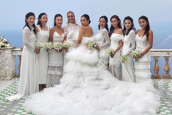 Multi Million Hong Kong Wedding
