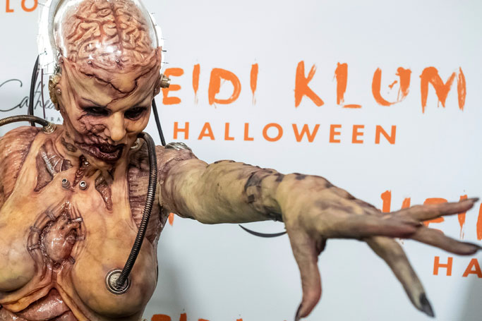 Are These the Most Extreme Celebrity Halloween Transformations of 2019?