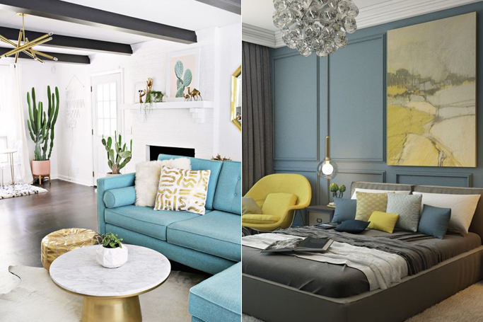 5 Chic Colour Combos To Get You Away From Black & White