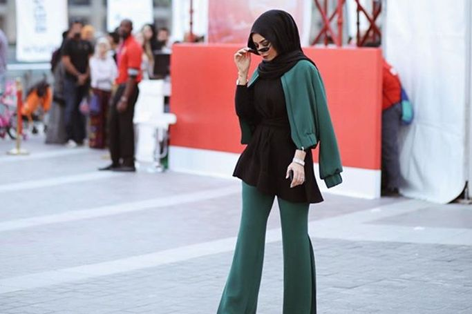 Best dressed from Dubai Modest Fashion Week