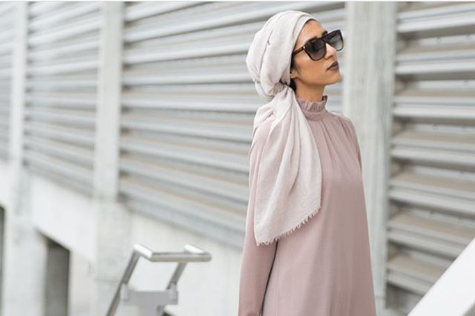 First Macy's x Verona modest collection