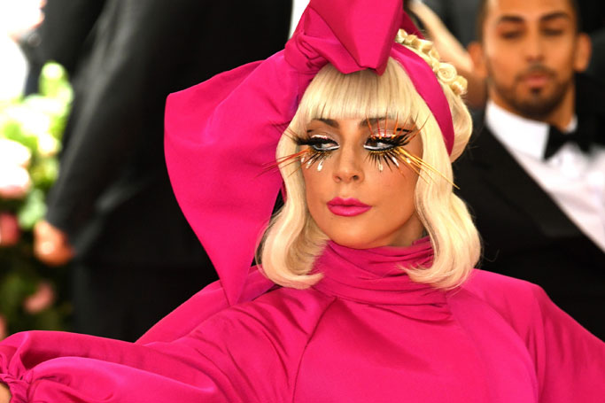 6 of Lady Gaga's Biggest Beauty Looks