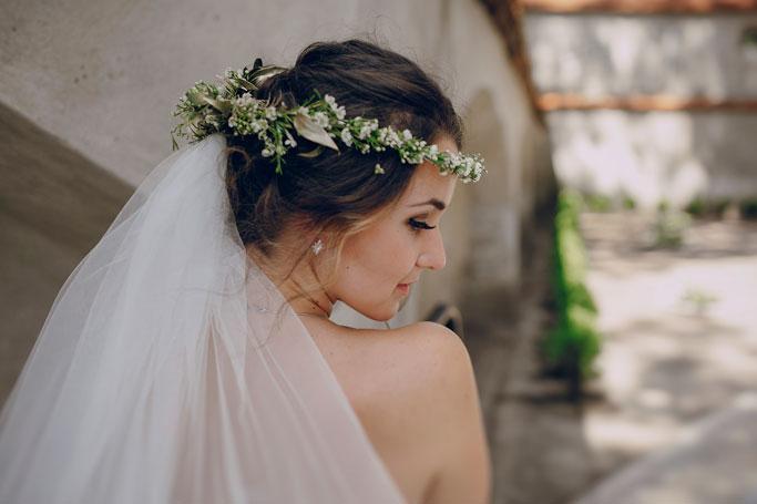 Outdoor Wedding Makeup Tutorial