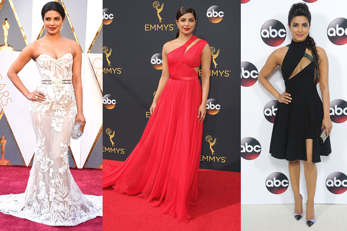 Priyanka Chopra's 10 Best Looks from 2016