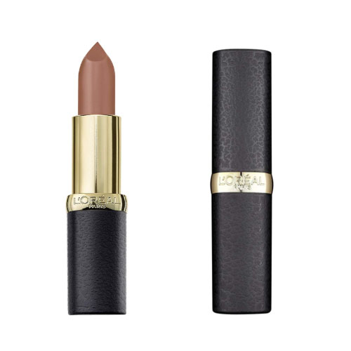 L'Oreal Paris Color Riche Matte Addiction Lipstick - Greige Perfecto