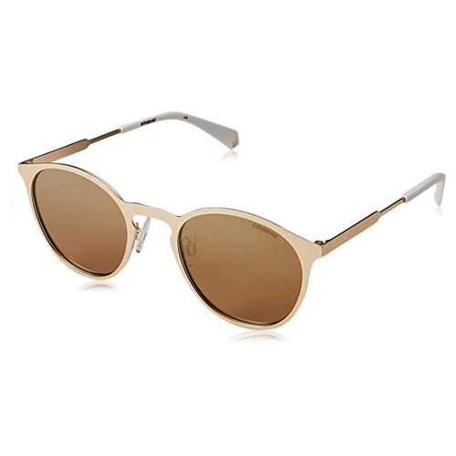 Polaroid Women's Sunglasses, Gold Clush