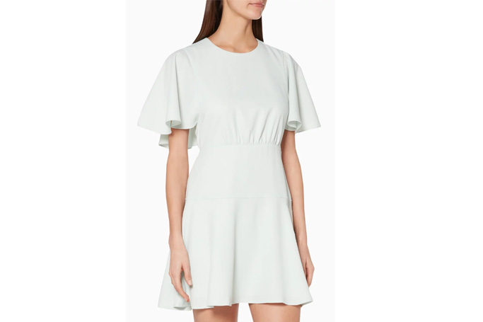 Club Monaco - Ceithan Cape Dress