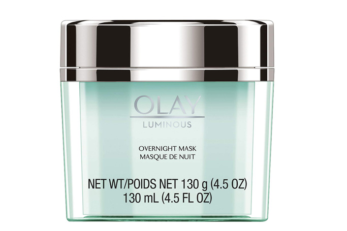 Night Cream by Olay, Luminous Overnight Facial Mask