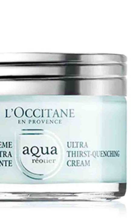 L'Occitane Aqua Thirs Quench Cream