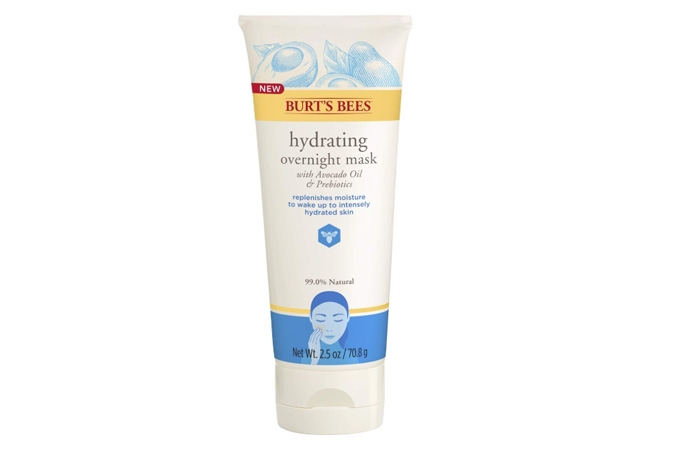 Hydrating Overnight Mask Burt's Bees
