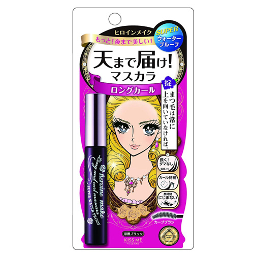 Heroine Make Long and Curl Mascara