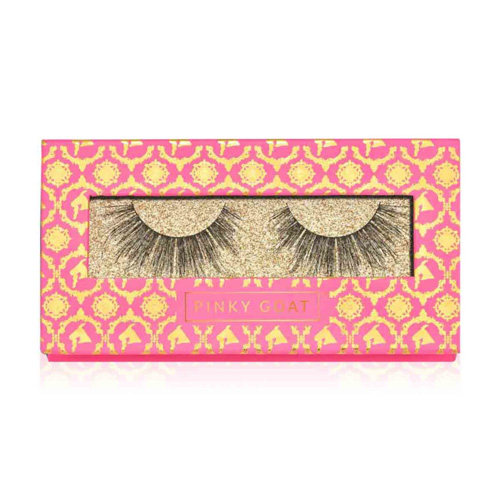 Pinky Goat Rania Deluxe 3D Silk Lashes
