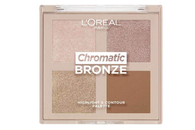 L'Oréal Paris Highlight & Contour, Chromatic Bronze