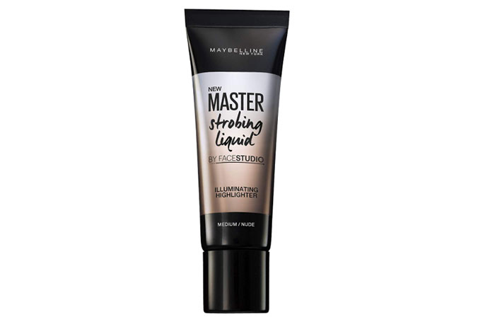 Maybelline Master Strobing Liquid Illuminating Highlighter Light Peach