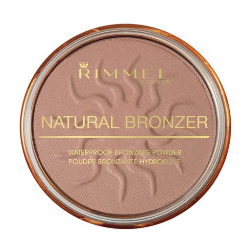 Rimmel London, Natural Bronzer, Shade 026, Sun Kissed
