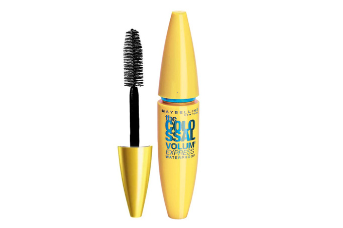 #4 Maybelline New York Volume Express The Colossal Waterproof Mascara
