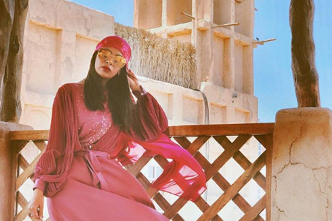 Dubai's Best Dressed for Ramadan