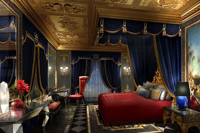 The Most Luxurious Hotel of the World