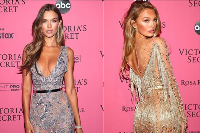 Zuhair Murad Designs at Victoria's Secret After-Party