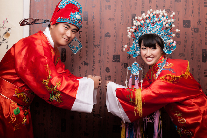 10 Bizarre Wedding Traditions From Around The World