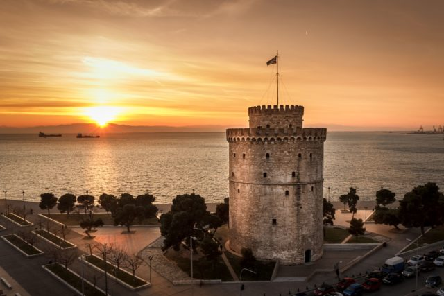 Thessaloniki is becoming a popular city break