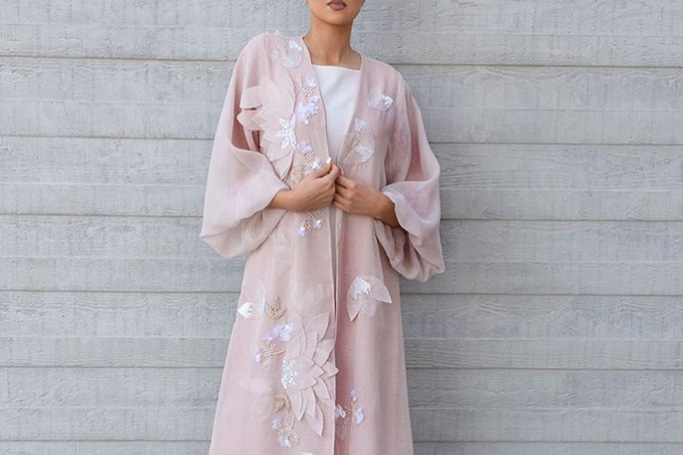 Popular abaya designs for Ramadan 2019
