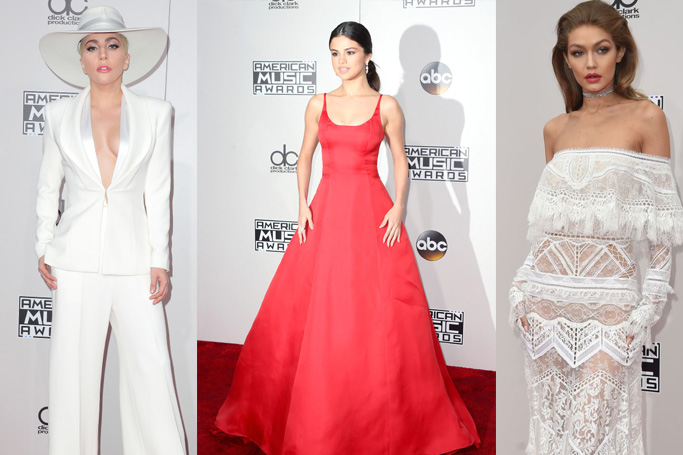 AMA's 2016: Best Dressed List