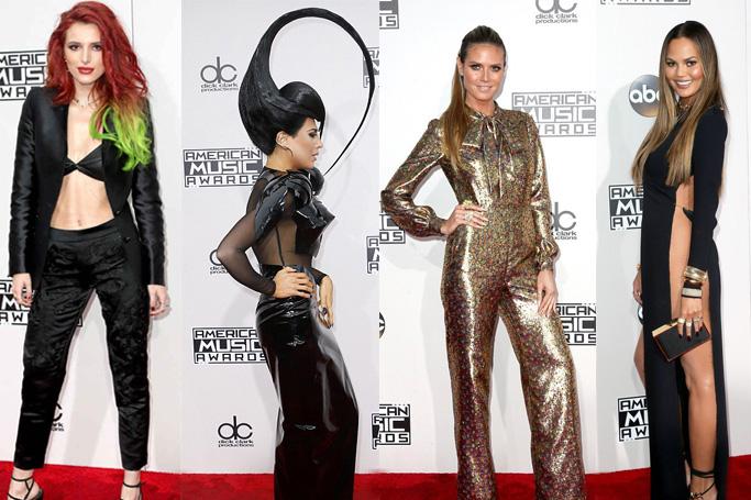 AMA's 2016: Worst Dressed List
