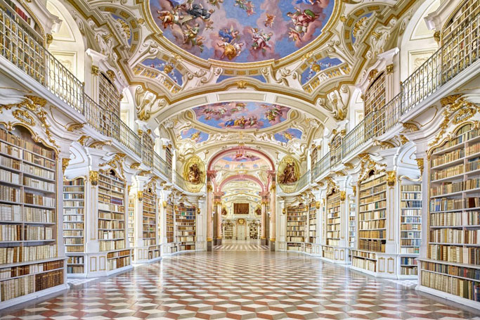 10 Of the Most Amazing Libraries Your Instagram Didn't Know