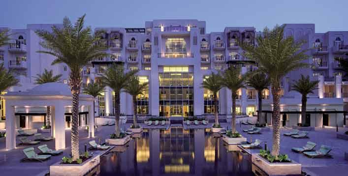 Best Abu Dhabi romantic staycations 2021