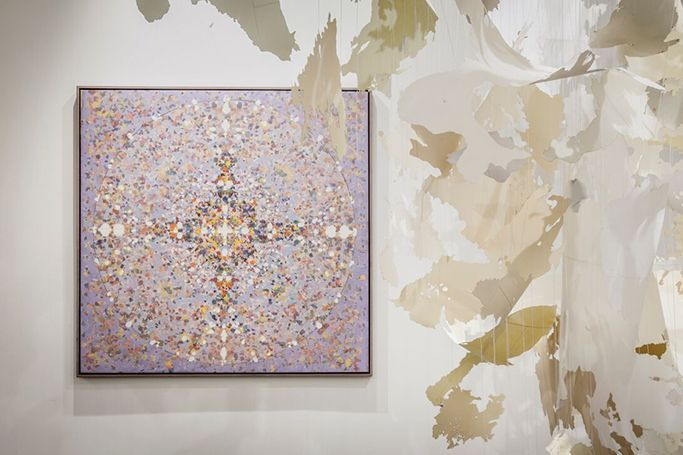 In Pictures: Highlights Of Art Dubai 2018
