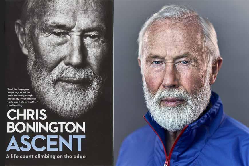 Sir Chris Bonington: Ascent