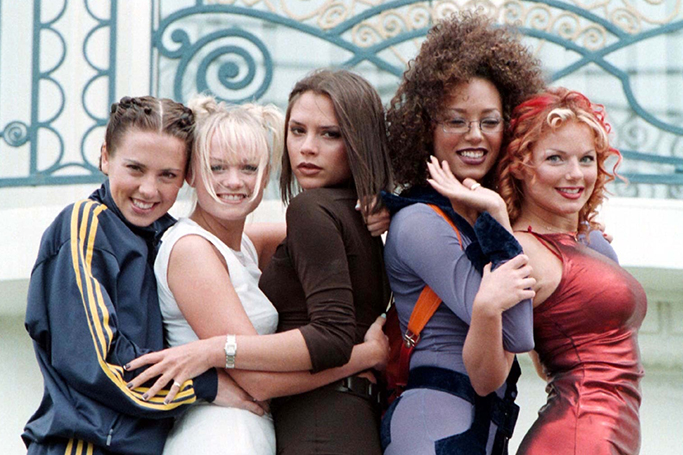 The Spice Girls Announce A Reunion Tour