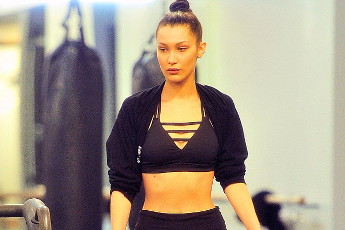 Bella Hadid Fitness Routine 2017