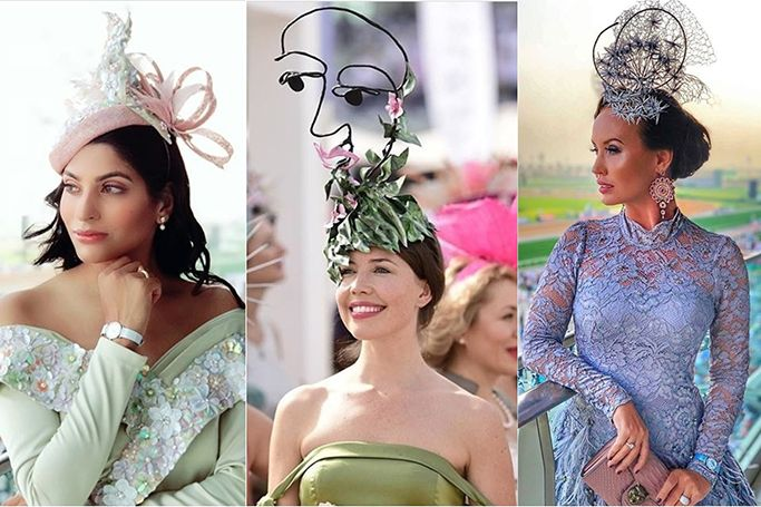 The Best Hats At The Dubai World Cup 2018