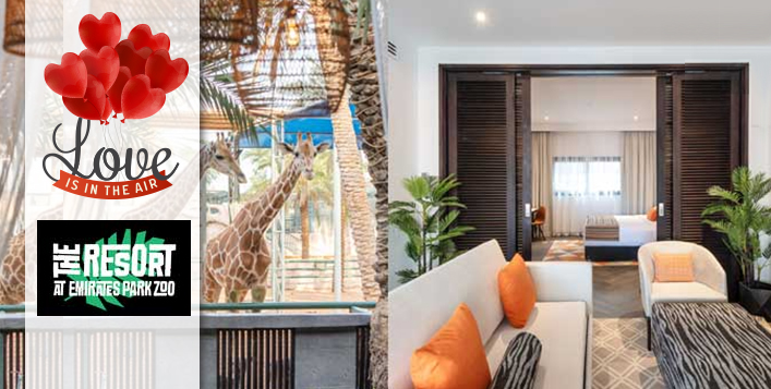 Best Valentine's Day staycations in UAE 2021